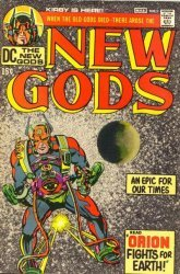 DC Comics's The New Gods Issue # 1