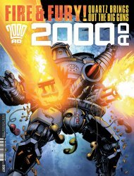 Rebellion's 2000 A.D. Issue # 2067
