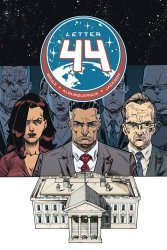 Oni Press's Letter 44 Hard Cover # 1