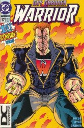 DC Comics's Guy Gardner: Warrior Issue # 17b