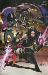 Marvel Comics's Fallen Angels Issue # 1b