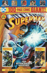 DC Comics's Superman Giant Giant Size # 11