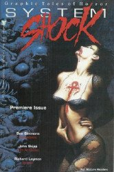 Tuscanny Press's System Shock Soft Cover # 1