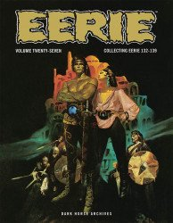 Dark Horse Comics's Eerie Archives Hard Cover # 27