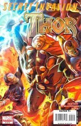 Marvel's Secret Invasion: Thor Issue # 2
