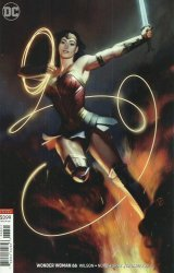 DC Comics's Wonder Woman Issue # 66b