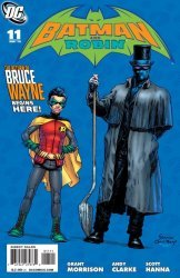 DC Comics's Batman and Robin Issue # 11