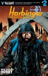 Valiant Entertainment's Harbinger: Renegade Issue # 2most good hobby