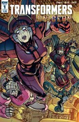 IDW Publishing's Transformers: Unicron Issue # 1b