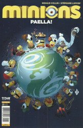 Titan Comics's Minions Paella! Issue # 1