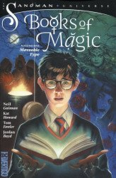 Vertigo's Books Of Magic TPB # 1