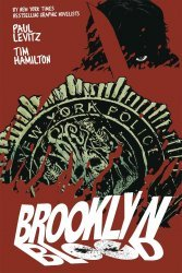 Dark Horse Comics's Brooklyn Blood TPB # 1