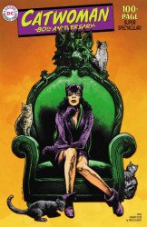 DC Comics's Catwoman:  80th Anniversary 100-Page Super Spectacular Issue # 1c