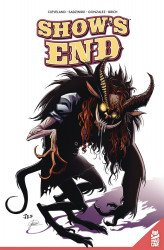 Mad Cave Studios's Show's End TPB # 1