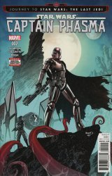 Marvel Comics's Journey to Star Wars: The Last Jedi - Captain Phasma Issue # 2