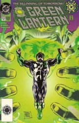 DC Comics's Green Lantern Issue # 0b