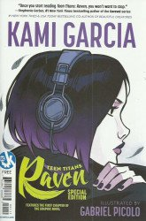 DC Ink's Teen Titans: Raven Sampler Issue # 1