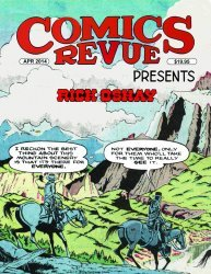 Manuscript Press's Comics Revue Presents Issue # 28