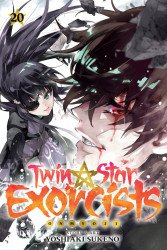 Viz Media's Twin Star Exorcists: Onmyouji Soft Cover # 20