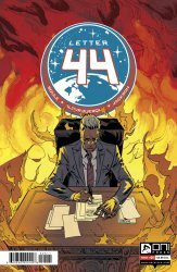 Oni Press's Letter 44 Issue # 25