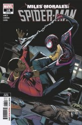 Marvel Comics's Miles Morales: Spider-Man Issue # 18 - 2nd print