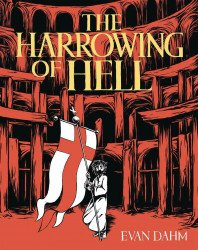 Iron Circus Comics's Harrowing of Hell Hard Cover # 1