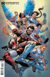 DC Comics's Suicide Squad Issue # 9b