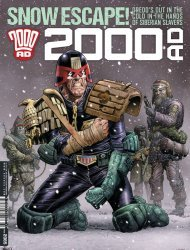 Rebellion's 2000 A.D. Issue # 2065