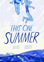 First Second Books's This One Summer Hard Cover # 1