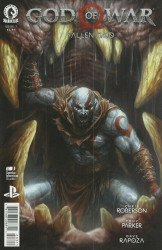 Dark Horse Comics's God of War: Fallen God Issue # 3