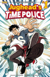 Archie Comics Group's Jughead's Time Police Issue # 1