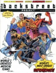 Stan Lee Media's The Backstreet Project Issue # 1