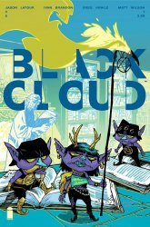 Image Comics's Black Cloud Issue # 7
