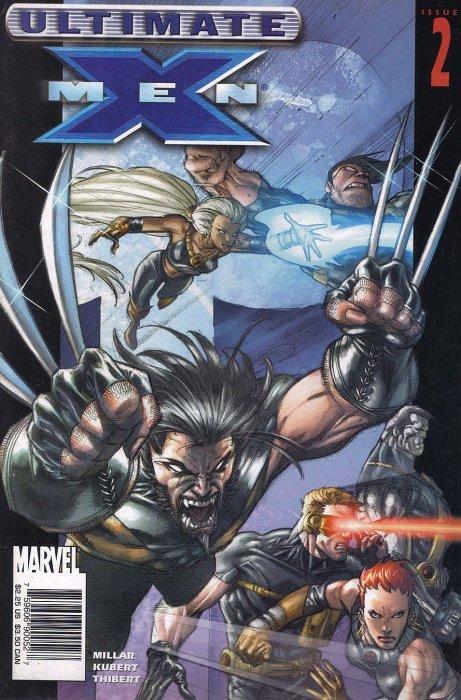 #111 April 2001 Marvel NM 1991 Series 9.2 X-Men