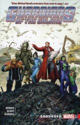 Marvel Comics's Guardians of the Galaxy TPB # 4