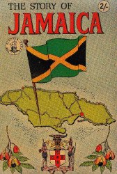 Pioneer Comics's Story of Jamaica Issue nn