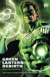 DC Comics's Green Lantern: Rebirth Hard Cover # 1deluxe edition