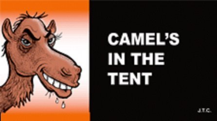 Chick Publications's Camel's in the Tent Issue nn