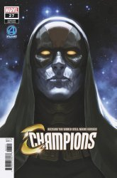 Marvel Comics's Champions Issue # 27b