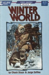 Eclipse Comics's Winterworld Issue # 1