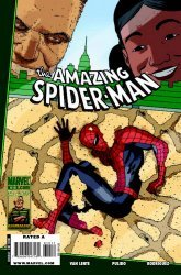 Marvel's The Amazing Spider-Man Issue # 615