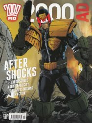 Rebellion's 2000 AD Issue # 1831