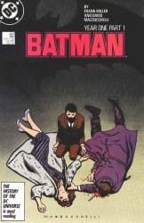 DC Comics's Batman Issue # 404