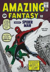 Marvel Comics's Amazing Fantasy Issue # 15d