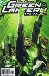 DC Comics's Green Lantern: Rebirth Issue # 6