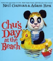 Harper Collins's Chu's Day at the Beach Hard Cover # 1
