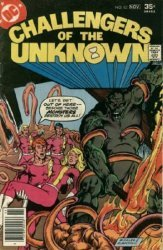 DC Comics's Challengers of the Unknown Issue # 83markjewelers