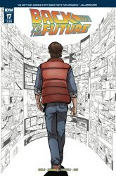 IDW Publishing's Back to the Future Issue # 17