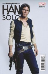 Marvel's Star Wars: Han Solo Issue # 3d