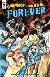 IDW Publishing's Super F*ckers Forever Issue # 5sub